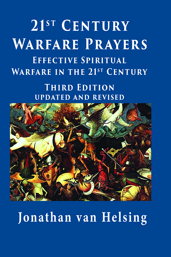 21st Century Warfare Prayers Book Cover
